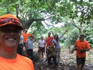 Mahalo to the volunteers who came up to malama Honokowai!hellip