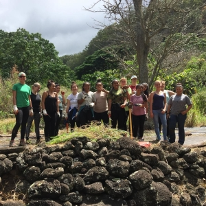 Mahalo to our group today EPIEcology Project International program thathellip
